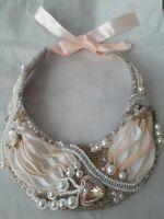 Damen Halskette für Feiertage und Hochzeiten