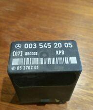 Mercedes W201 190E 180E 1987-1993 Genuine Fuel Pump Relay 003 545 20 05