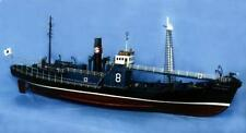 "Genuine, imported Saito RC model ship kit: the ""Polar Star"" -steam powered!"