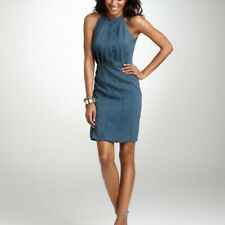 ANN TAYLOR SILK PETAL DRESS FULLY LINED, size 2