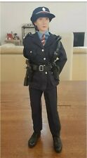 """1/6 scale limited edition Royal Hong Kong's Police woman Madam Fong 12"""" figure"""
