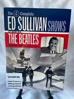 BEATLES - ED SULLIVAN PRESENTS THE BEATLES: 4 COMPLETE SHOWS NEW DVD