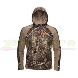 Blocker Outdoors Drencher Jacket w/ Hood MO Country DNA, 2X-Large-1055111-238-2X