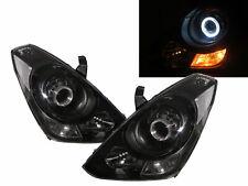 HYUNDAI 現代 Starex Royale TQ 07-17  光導LED天使眼光圈魚眼 大燈 黑
