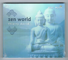 THIERRY DAVID - ZEN WORLD - 13 TRACKS - 2011 - NEUF NEW NEU