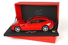1:18 BBR Ferrari FF 2011 Red Rosso Corsa 322 MEGA RARE UNIQUE ON EBAY