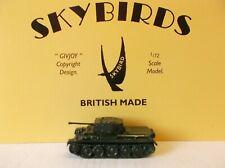 Skybirds Models.  Cromwell Tank.