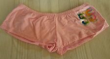 Pink Low Rise Boyshort Panties with Multcolor 55  Size Small  10633