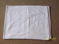 Mothercare White Cotbed Sheet vgc
