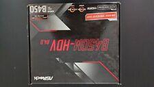 ASRock B450M-HDV, AM4, AMD Motherboard READ DESCRIPTION