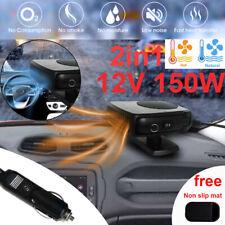 Vehicle Heater Heating Fan 12V 150W Dryer Windshield Demister Defroster CANADA