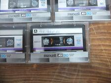 Maxell MX 90 Tape TOP !!! Reinschauen !!!