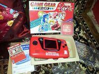 Sega Game Gear Magic Knight Rayearth Edition JAPAN CIB