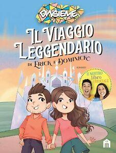 Il Viaggio Leggendario di Erick e Dominick Libro di DINSIEME  Ragazzi Bambini