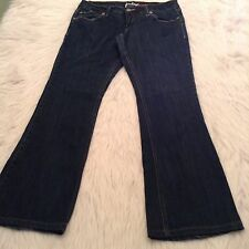 Farlow Womens Jeans Size 11 Straight Leg Dark Wash WB1