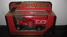 MATCHBOX YESTERYEAR Y-3 1912-16 FORD T TANKER RED CROWN GASOLINE LTD ED