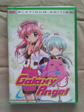 Galaxy Angel - Vol. 3: Stranded Without Dessert (DVD, 2004)