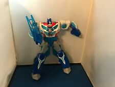 """TRANSFORMERS ROBOTS IN DISGUISE POWER SURGE OPTIMUS PRIME 12"""" FIGURE COMPLETE"""