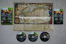 The Witcher 2 Assassins Of Kings Enhanced Edition XBOX ONE & 360 Game