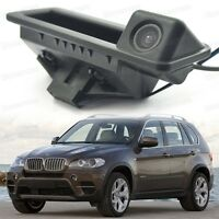 Car Trunk Handle + Rearview Camera Reverse Parking for BMW X5 2007-2013 E70 F15