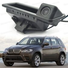 Car Trunk Handle + Rearview Camera Reverse Parking forBMW X5 2007-2016 E70 F15