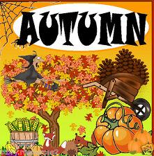 AUTUMN teaching resources + FREE Halloween & Harvest Festival  EYFS KS1 SEASONS