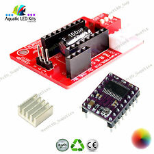 Stepstick Motor Control Expansion Board Ramps 1.4,3D Printer E3D A4988 & DRV8825