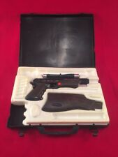 Vintage 1965 Topper Secret Sam Spy Attache Case Briefcase Gun Bullets Camera