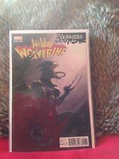 ALL NEW WOLVERINE # 18 VENOMIZED MATTINA VARIANT EDITION MARVEL COMICS