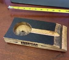Camacho American Barrel Aged Wooden Cigar Ashtray