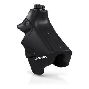 Acerbis Black 3.2 Oversized Fuel Gas Tank For Yamaha YZ 125 250 / X 02-21