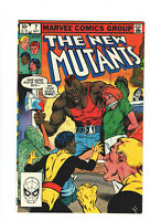 New Mutants #7 VF 8.0 Marvel Comics 1983 Bronze Age Chris Claremont, X-Men