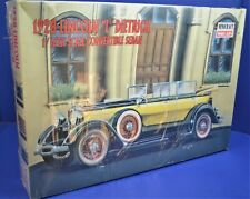 "Minicraft 1/16 1928 Lincoln ""L"" Dietrich Convertible Sedan    SEALED  Kit 11217"