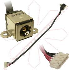 Asus N55SF N 55SF N55SF-EH71 DC Jack Power Port Socket Harness Cable Connector