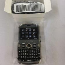 Alcatel OT-799 Carbone TéléPhone Portable Sans Carte Sim avec 2 Megapixel Caméra