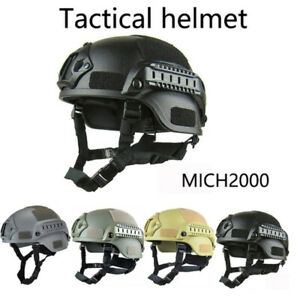 New Tactical Airsoft Paintball Military Protective SWAT Fast Helmet Combatj_yk