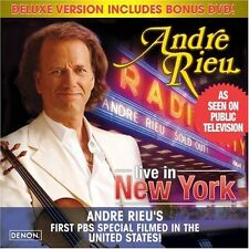 André Rieu, Johann S - Radio City Music Hall Live in New York [New CD]