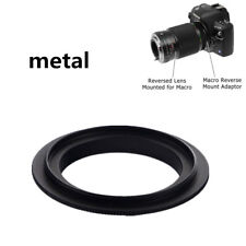 1Pc 52mm Macro Lens Reversing Reverse Ring Adapter For Canon EOS EF/EF-S Mount