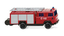 N 1:160 scale Wiking 1968 Magirus LF 16 FIRE TRUCK # 96104 : NEW in Box