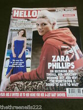 HELLO! MAGAZINE - ZARA PHILLIPS - AUG 15 2011
