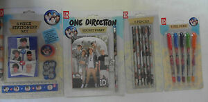 ONE DIRECTION - 4 in 1 Stationery Set Bundle