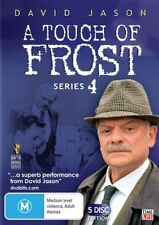 A Touch Of Frost : Season 4 (DVD, 2009, 5-Disc Set)