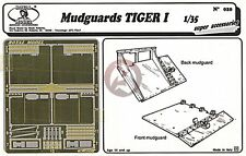 Royal Model 1/35 Tiger I Tank Mudguards (for Tamiya or Nichimo) [Photo-etch] 020
