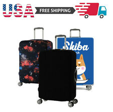 """Luggage Protective Cover Trolley Suitcase Sleeve Case Fashion Colorful 19-28"""""""
