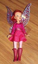 """Disney Rosetta Fairy 9.5"""" Lost Treasure Doll Jakks 2010 Tinkerbell Fairies"""