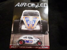 HW HOT WHEELS 2016 CAR CULTURE AIR-COOLED #1 VOLKSWAGEN BEETLE HOTWHEELS VHTF
