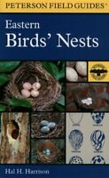 A Field Guide to the Birds' Nests by Hal H. Harrison Paperback Book The Fast