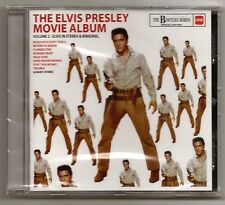 "ELVIS PRESLEY CD ""THE ELVIS PRESLEY MOVIE ALBUM - VOLUME 2"" 2016 ELVISONE STEREO"