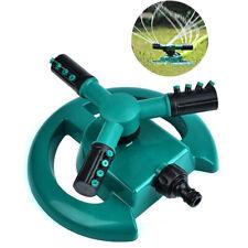 360° Rotation Lawn Sprinkler Garden Sprinkler Head Automatic Water Sprinklers