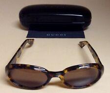 bdf5b62f0c84da GUCCI GG2419 N S 02Y 51  20 135 Sunglasses - Faux Tortoise
